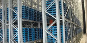 安贝智能主营堆垛架,仓储笼,仓库笼。